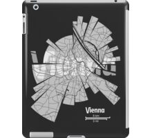 Vienna Map iPad Case/Skin
