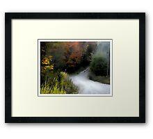 8th Line Halton Hills Ontario - www.jbjon.com Framed Print