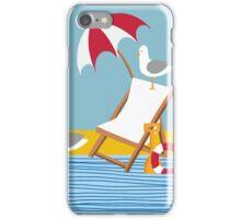 Seagulls everywhere! iPhone Case/Skin
