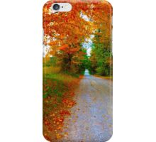 Old Road to Scotsdale Farm - www.jbjon.com iPhone Case/Skin