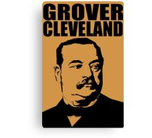 GROVER CLEVELAND-3 Canvas Print