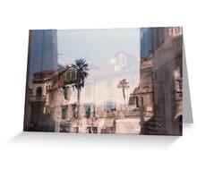 Croatia - lomography Greeting Card