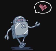 Robot Love Kids Tee