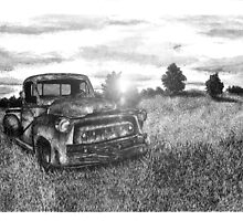 Abandoned Pickup Truck - www.jbjon.com by Jonathan Baldock