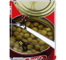 Salvaging Sweet Beans iPad Case/Skin