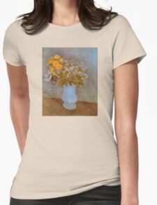 'Lilacs' by Vincent Van Gogh (Reproduction) T-Shirt
