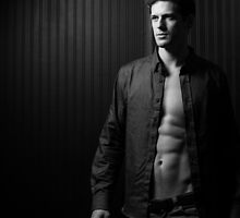 Model Adam Michael, December by EmeraldRaindrop