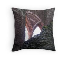 Ancient Architecture Throw Pillow