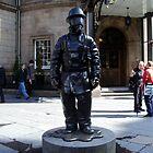 Citizen Firefighter by biddumy