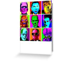 Universal Warhol Greeting Card