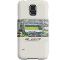 Vintage Football Grounds - Loftus Road (Queens Park Rangers FC) Samsung Galaxy Case/Skin