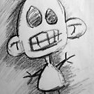 Zombie Casanova by Luckyvegetable