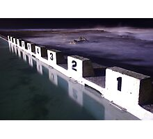 Merewether Ocean Baths Photographic Print