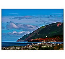 Cape Breton Highlands National Park - www.jbjon.com Photographic Print