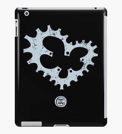 Chainring Heart iPad Case/Skin