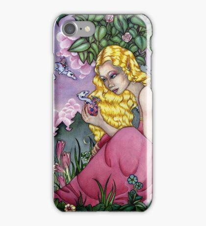 The birth of magic iPhone Case/Skin