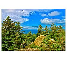 Cape Breton Highlands National Park, Nova Scotia, Canada - www.jbjon.com Photographic Print