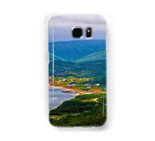 Overlooking Pleasant Cove, Nova Scotia - www.jbjon.com Samsung Galaxy Case/Skin