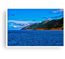 Cape Breton Island, Nova Scotia, Canada - www.jbjon.com Canvas Print