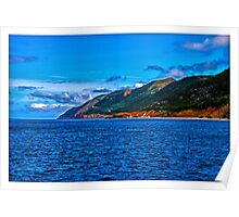 Cape Breton Island, Nova Scotia, Canada - www.jbjon.com Poster