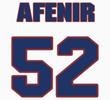 National baseball player Troy Afenir jersey 52 by imsport