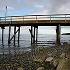 Whiterock Pier by PRboy