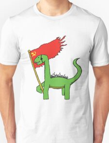 Working Class Dino Unisex T-Shirt