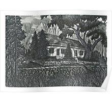 Fallingbrook Farm House - www.jbjon.com Poster