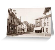 Ref: 73 - High Street, Storrington, West Sussex. Greeting Card