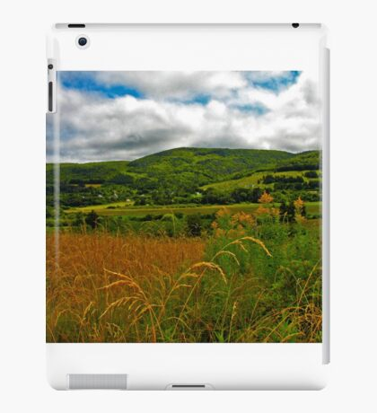 Margaree Valley, Nova Scotia, Canada - www.jbjon iPad Case/Skin