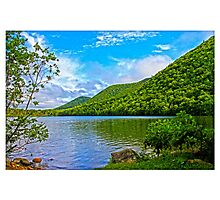 Lake O'Law Provincial Park - www.jbjon.com Photographic Print