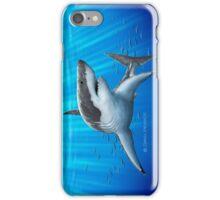 Blue Predator iPhone Case/Skin
