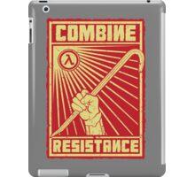 Combine Resistance iPad Case/Skin