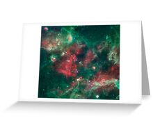 Stars Brewing in Cygnu X Greeting Card