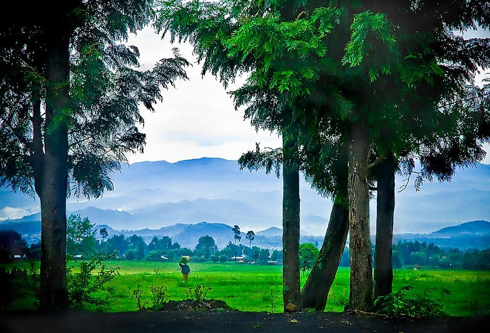 Did I also mention Rwanda is beautiful? by Melinda Kerr