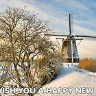 HAPPY NEW YEAR by RainbowArt