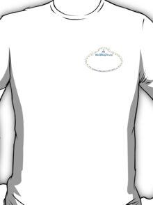 Disney Cast Member Blank Name Badge T-Shirt