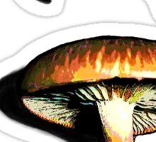 Mushrooms? Mushrooms. Sticker