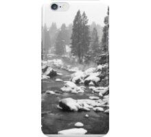 Blanket of snow iPhone Case/Skin