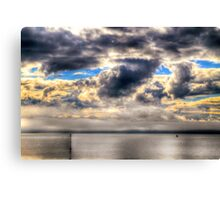Scottish Sky 1 Canvas Print