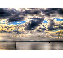 Scottish Sky 1 Photographic Print