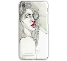 Teenage Dirtbag iPhone Case/Skin