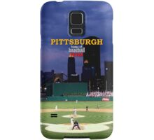 Pittsburgh Home of Baseball Fever Samsung Galaxy Case/Skin