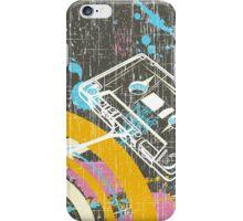 Retro Tape iPhone Case/Skin
