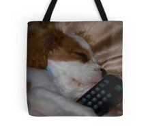 Remote Hog! Tote Bag