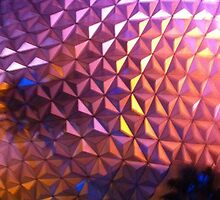 Disney's Epcot, Spaceship Earth by JakeyJurin
