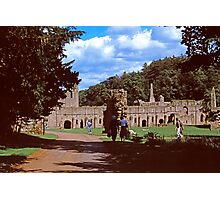 Fountains Abbey 1 Photographic Print
