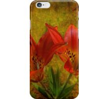 Textured Glory of the Prairies iPhone Case/Skin