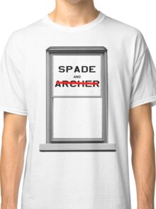 Spade and Archer Classic T-Shirt