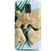 WooWoo's - Trailhead Biscuits (for dogs) Samsung Galaxy Case/Skin